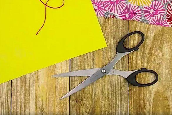 Jak naostrzyć nożyczki folią aluminiową?