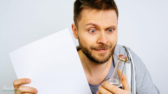 Jak otworzyć butelkę za pomocą kartki papieru?