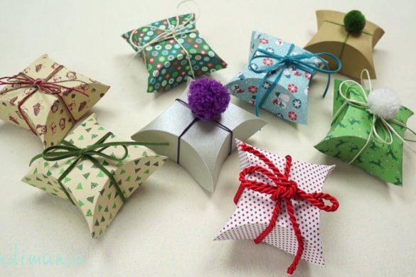 Małe pudełeczko na prezent